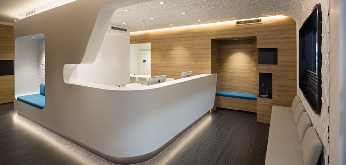 Architecture for Medical Spaces