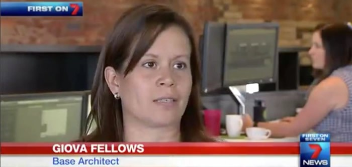Channel 7's Segment about Base Architecture's work in the Medical Sector